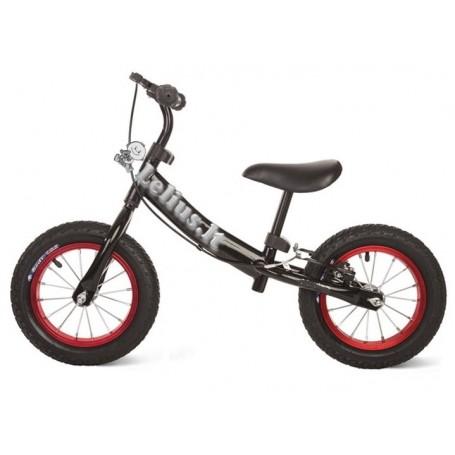 Balansinis dviratukas Adventure Red su stabdžiu