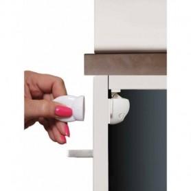 Magnetinis užraktas nuo durelių atidarymo
