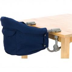 Maitinimo kėdutė Blue tvirtinama prie stalo