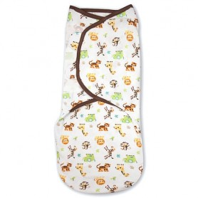 Kokonas - vystyklas kūdikiui Jungle