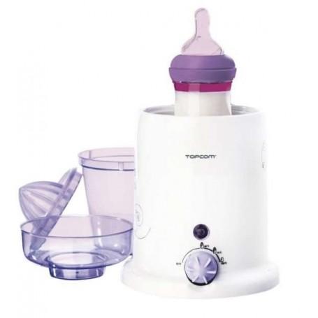 Buteliukų šildytuvas-sterilizatorius Topcom 3in1