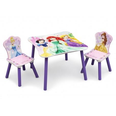 Vaikiškas baldų komplektas Princess