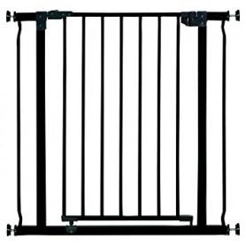 Saugos varteliai Dreambaby Liberty (75-82 cm.), juodi