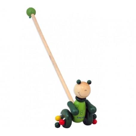 Stumiamas žaislas Varlytė