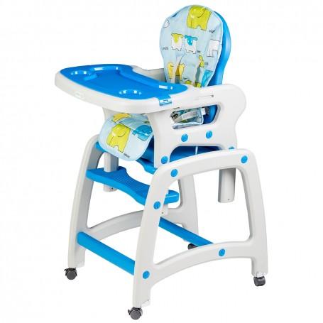Maitinimo kėdutė-transformeris