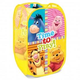 Disney žaislų krepšys Mikė Pukuotukas