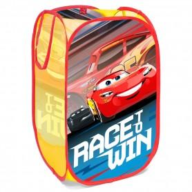 Disney žaislų krepšys Cars