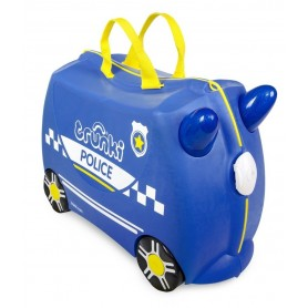 Trunki lagaminas Perci Police Car