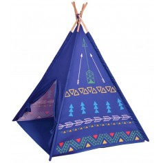 Vigvamas - indėniška žaidimų palapinė Tipi