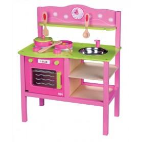 Medinė vaikiška virtuvėlė My First Kitchen