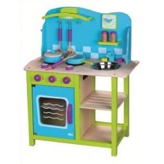 Medinė vaikiška virtuvėlė My Cosy Kitchen