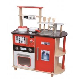 Medinė vaikiška virtuvėlė Modern