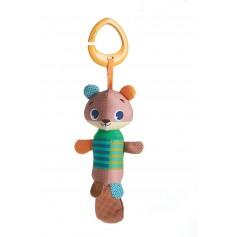 Tiny Love pakabinamas žaislas - varpelis Bebriukas