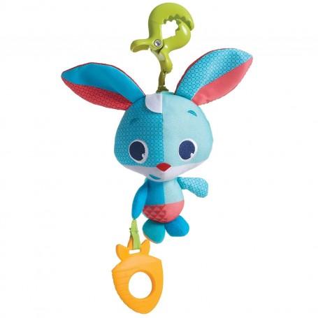 Tiny Love pakabinamas vibro žaislas Kiškutis Thomas