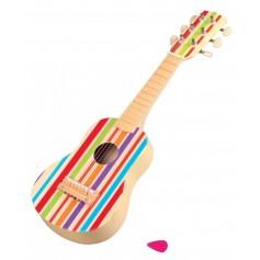 Vaikiška medinė gitara Strype