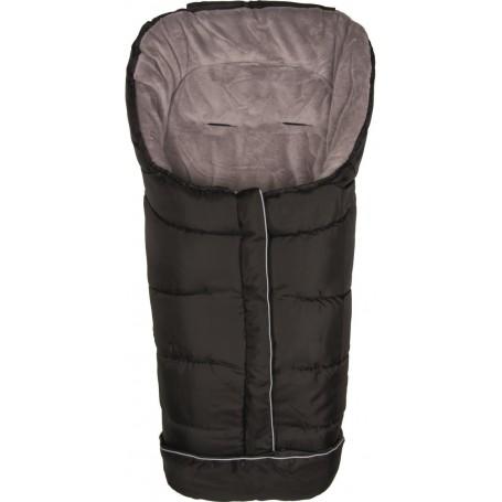 Vokelis šiltas K2 polyester Black