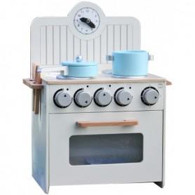 Medinė virtuvėlė Mini su priedais