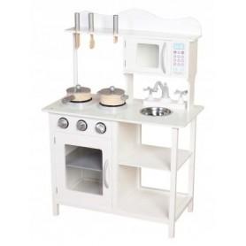 Medinė vaikiška virtuvėlė White