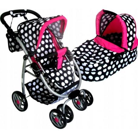 Lėlės vežimėlis Belly