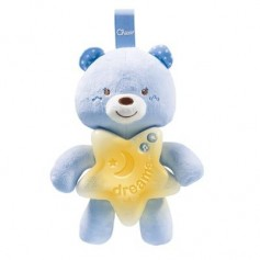 Chicco migdukas Goodnight Bear Blue
