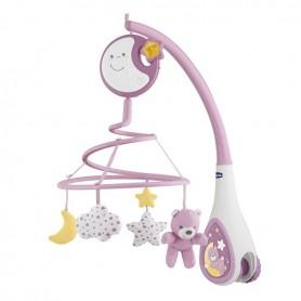 Chicco muzikinė karuselė Next2Dreams Pink
