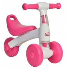 Mini paspirtukas Little Tikes Pink