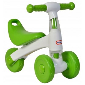Mini paspirtukas Little Tikes Green