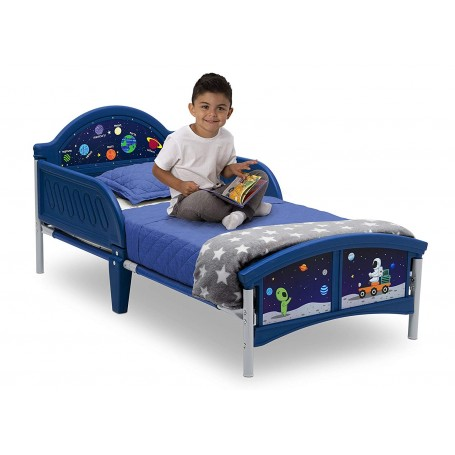 Vaikiška lova Astronautas 140x70 cm.