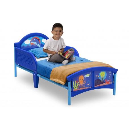 Vaikiška lova 140x70 cm. Ocean