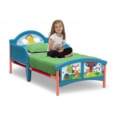 Woodland lova  vaikui 140x70 cm.