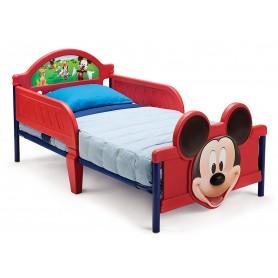 Vaikiška lova Disney Mickey 140x70 cm.