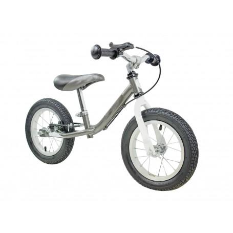 Balansinis dviratukas Exclusive Grey su stabdžiu