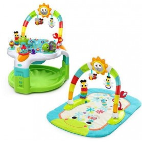 Bright Starts 2-in-1 Light N Learn veiklos centras
