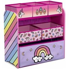 Delta žaislų lentyna Unicorn