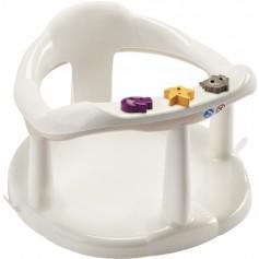 Kėdutė - maudynių žiedas Thermobaby White