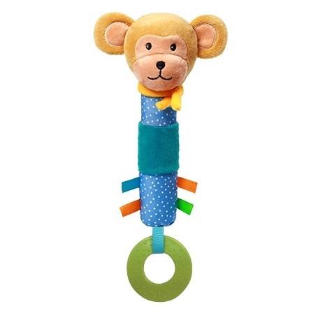 BabyOno cypsiukas su kramtuku Monkey Eric