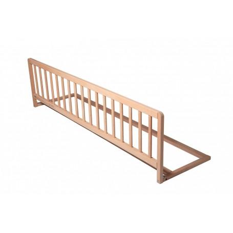 Medinė apsauga lovai Natural 140 cm.