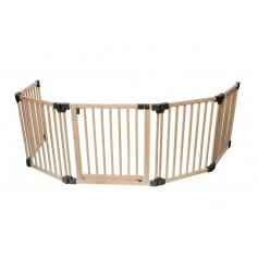 Saugos varteliai - medinė tvorelė MultiPanel Large