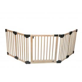 Saugos varteliai - medinė tvorelė MultiPanel Medium