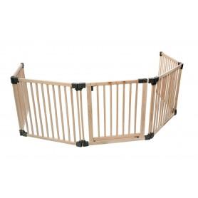 Saugos varteliai - medinė tvorelė MultiPanel Extra Large
