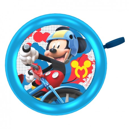 Skambutis dviračiui, paspirtukui Mickey