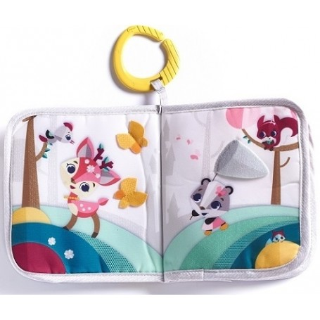 Tiny Love lavinamoji knygėlė Princess Tales