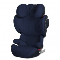 CYBEX autokėdutė SOLUTION Z-FIX Midnight Blue