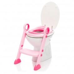 Tualeto treneris su minkšta sėdyne Rosa