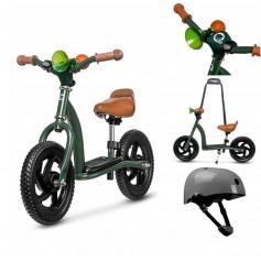 Balansinis dviratukas - paspirtukas Lionelo ROY + DOVANA