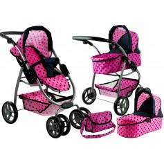 Lėlės vežimėlis