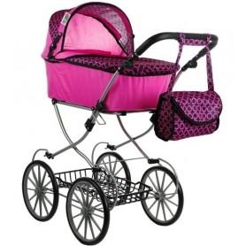 Lopšinis lėlės vežimėlis Alice