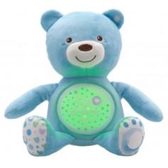 Chicco migdukas - projektorius Bears Blue