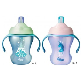 Tommee Tippee Easy Drink Straw 6m+ gertuvė, 230 ml.