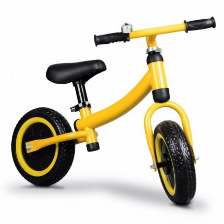 Balansinis dviratukas Yellow su skambučiu